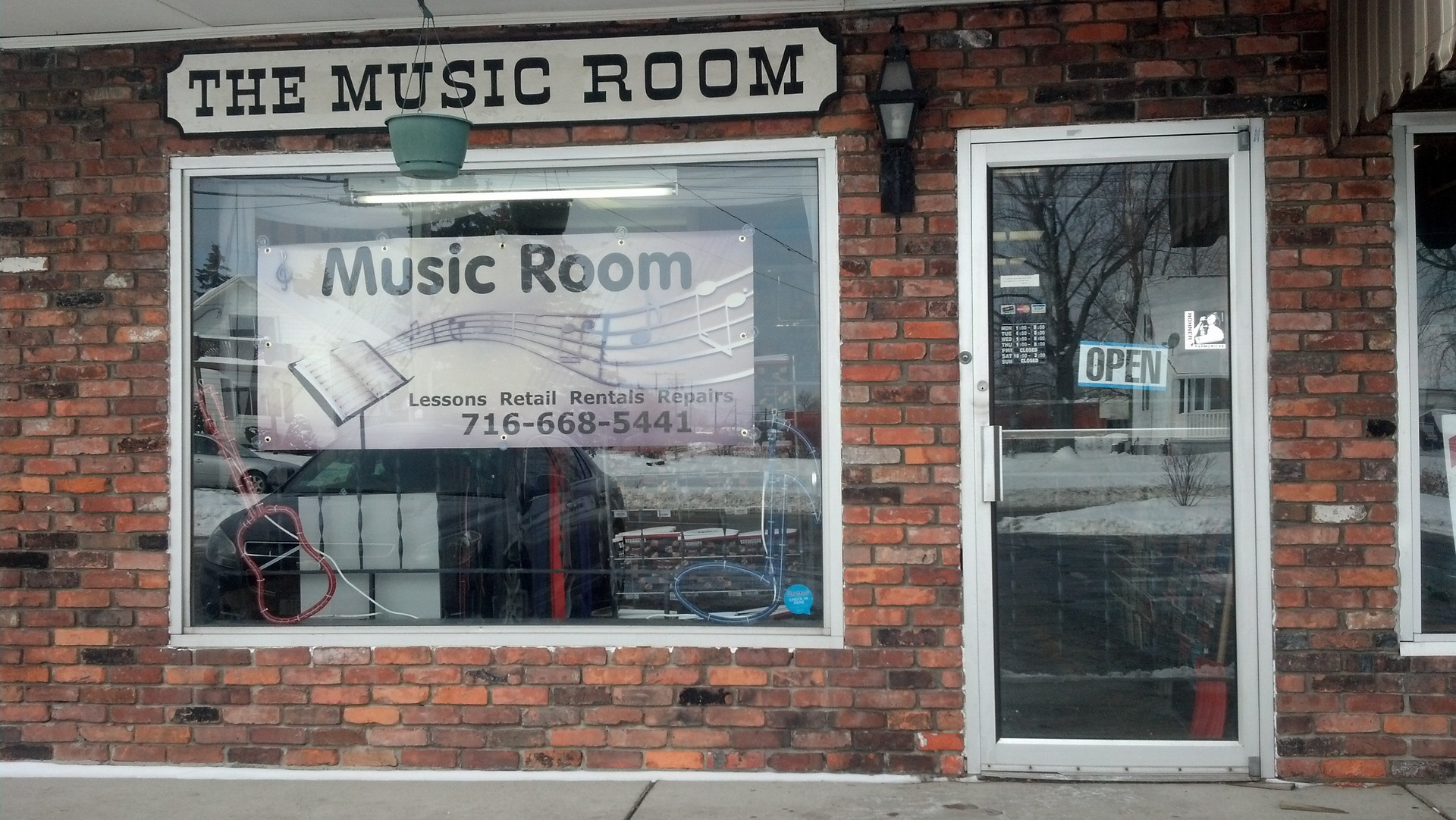 Music Room, 444 Borden Road, Cheektowaga, NY, 14224, United States